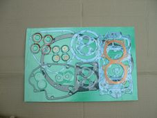 99-9939,  Full gasket set Triumph 6T, TR6, T120 1963 on